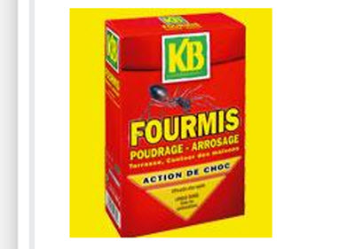KB Poudre Insecticide
